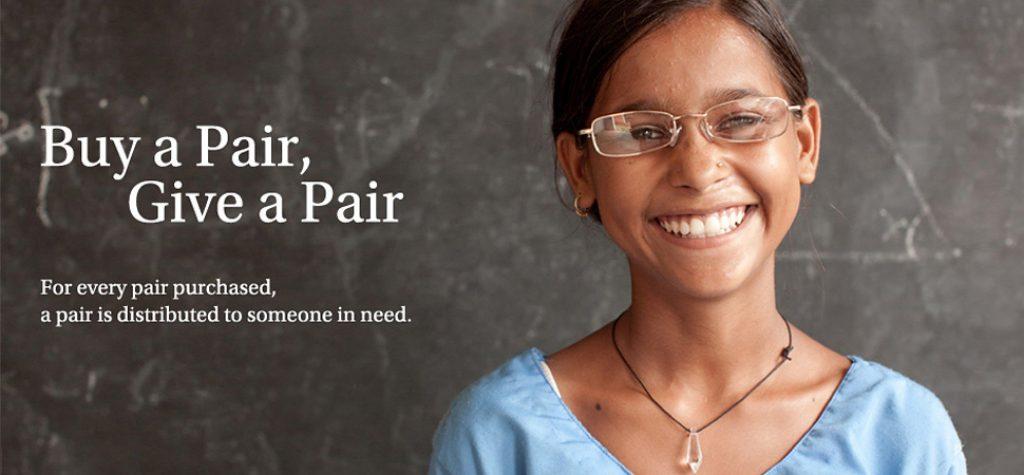 Легенда бренда Warby Parker