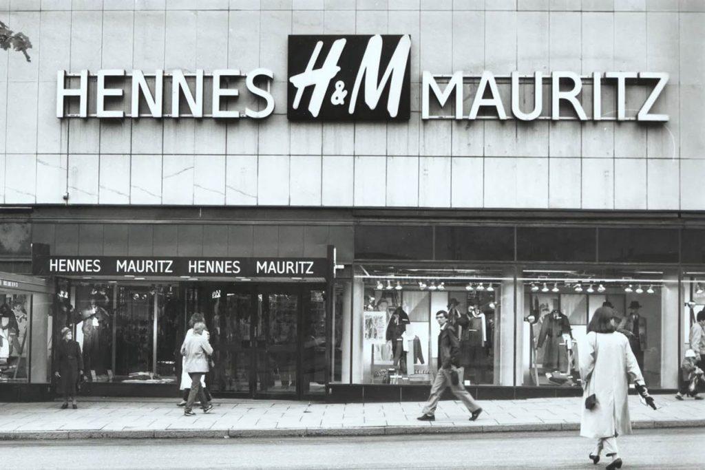 Легенда бренда Hennes & Mauritz