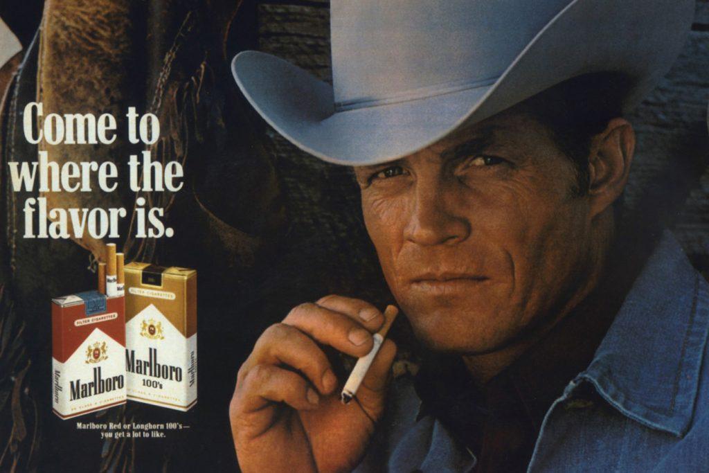 Легенда бренда Marlboro