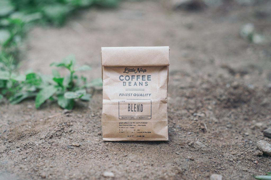 Разработка дизайна упаковки кофе