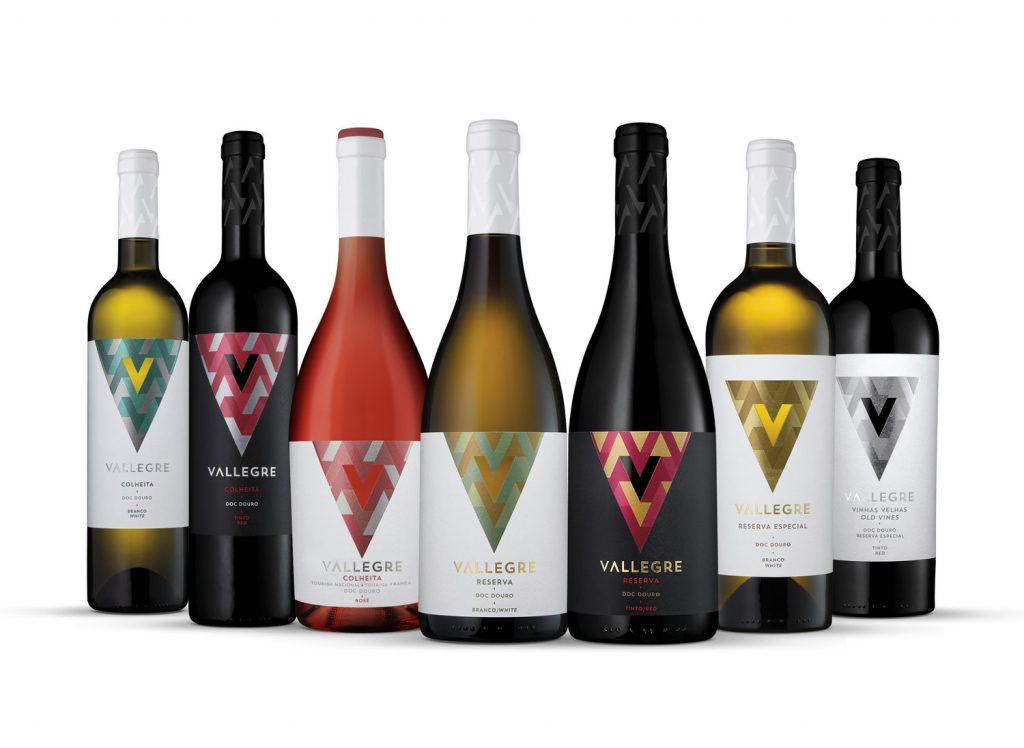 бутылка вина дизайн