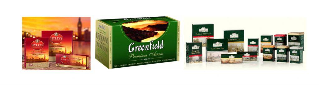 Примеры дизайна упаковки чая
